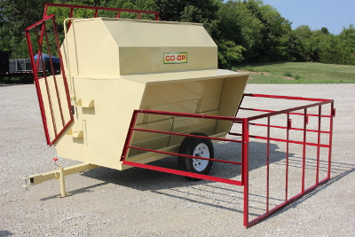 Bulk Grain Bins | Creep Feeders | TOBB Products LLC